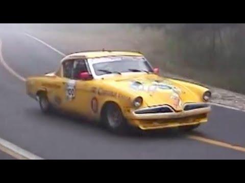 La Carrera Panamericana 2000 (Control Dinámico de Masas)