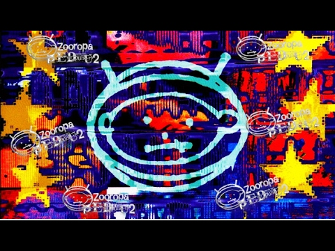 Ped U2 zooropa