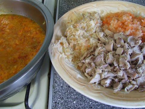 Капустняк  Диетический вкусный капустняк  Рецепт капустняка