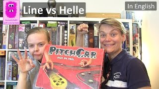 PitchCar: Line vs Helle - who will be victorious (In English)
