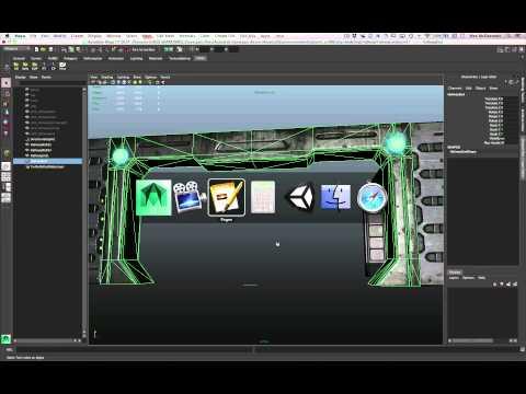 Maya LT for Unity Developers: Asset Creation & Workflow -- Part 1