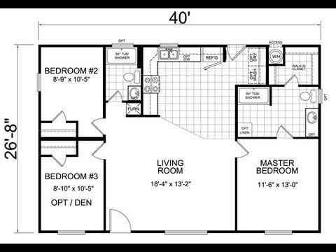 Blender For Noobs #10 - How to create a simple floorplan in Blender