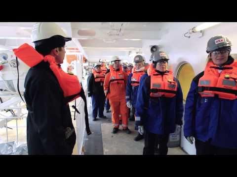 Viking Grace - Safety onboard