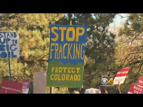 Environmental Protesters Descend On Bureau Of Land Management Office