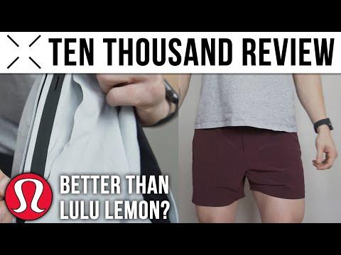 Ten Thousand Complete Guide & Review | Better than Lulu Lemon?