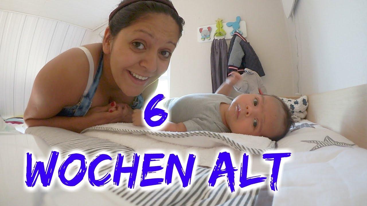 Baby 6 Wochen Schläft Nur