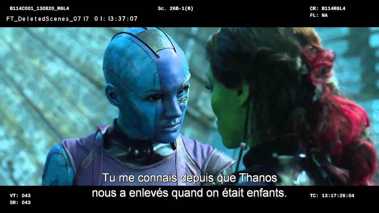 Les Gardiens de la Galaxie - Extrait du bonus « Amour Fraternel »