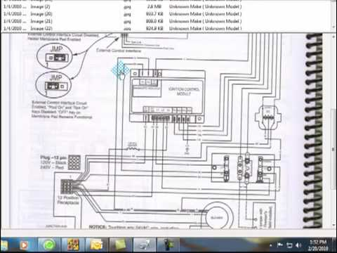 How To Wire A Hot Tub Diagram The Human Skeleton Fill In Blanks Max E Therm Wiring Pool And Spa Mp4 Youtube