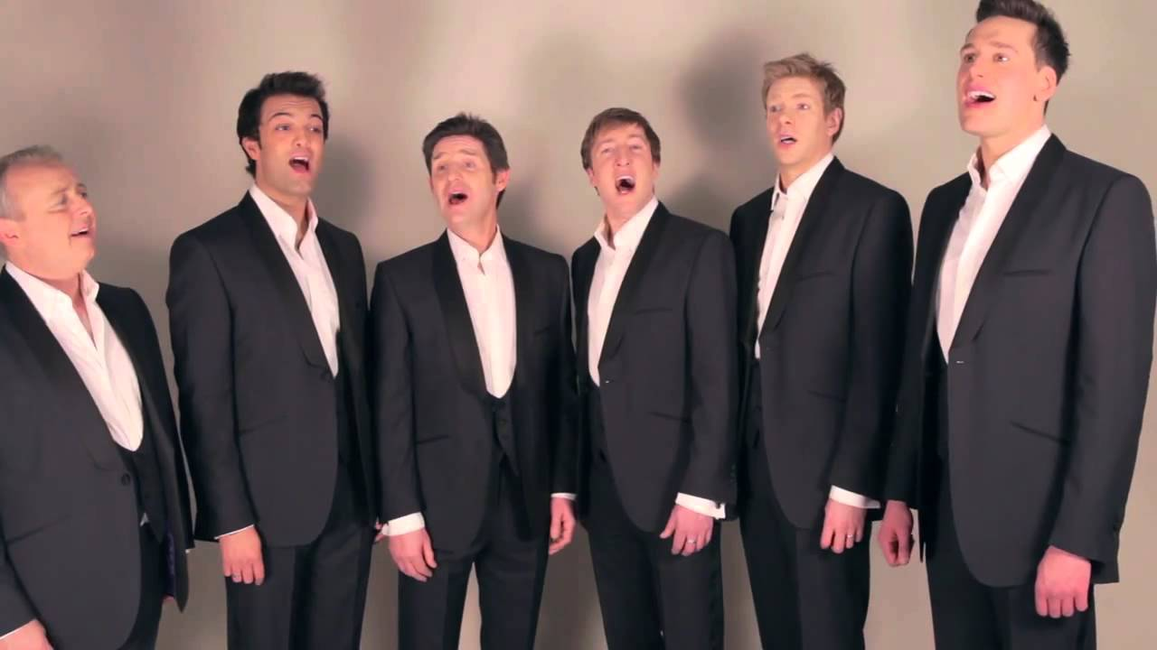 The King's Singers Now Is The Month Of Maying - YouTube