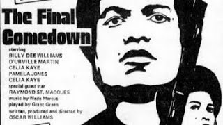 The Final Comedown (1972) | Billy Dee Williams. D'Urville Martin