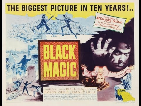"▶ Misty Brew's Creature Feature- ""Black Magic (aka: Cagliostro)"" (1949) (Full Movie Episode) +"