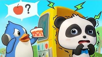 Gấu trúc Kiki và máy bán hàng kỳ diệu | Hoạt hình cho bé | Hoạt hình Việt Nam | BabyBus