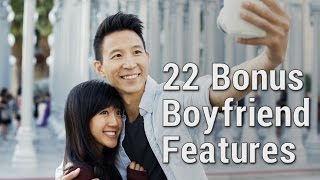 22 Bonus Boyfriend Features