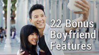 22 Bonus Boyfriend Features