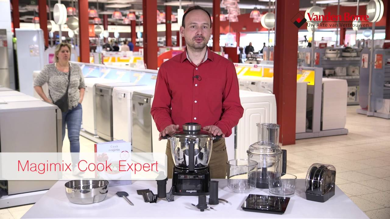 Thermomix Ou Magimix Que Choisir magimix cook expert - keukenrobot - onze productreview vandenborre.be