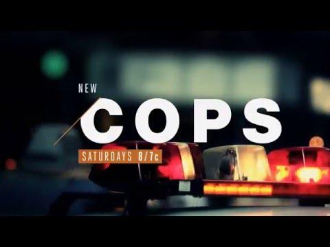 Rider - Cops promo for Spike TV