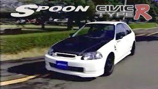 [ENG CC] Spoon Civic Type R EK9 Tsukuba Test