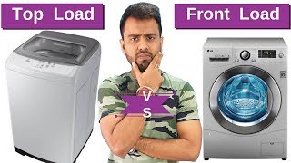 Washing Machine Buying Tips | Front Loading Vs Top Loading Washing Machines