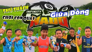 Giải Đấu Con Quay 3 | Infinity Nado