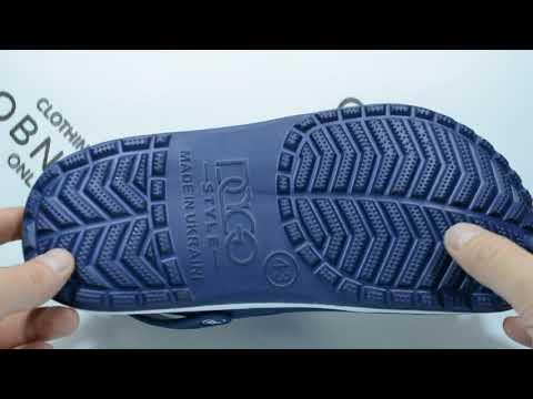 Мужские сабо(кроксы) в интернет-магазине OBNOVKA.ua от ТМ Dago синие