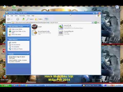 Hướng Dẩn Hack Bug Báu Vật CF 2014 Miễn Phí