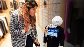 ENCONTRAMOS UN NIÑO ROBOT  | LOS POLINESIOS VLOGS