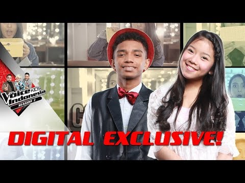 CHIKO & ANGGIS  COMMENT BOX 3  The Voice Kids Indonesia S2 GTV 2017