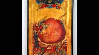Hand-painted Russian Icon of Saint Prophet Elijah, Elias, Hλίας, God of the Lord