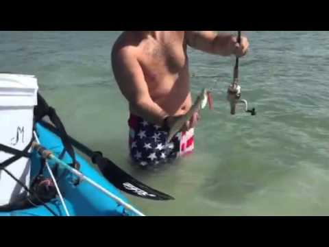 Yak fishing Tavernier Fl.
