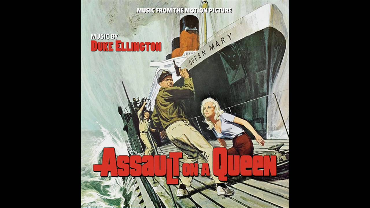 Assault On A Queen | Soundtrack Suite (Duke Ellington) - YouTube
