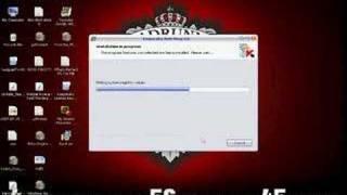 How To Install Kaspersky 6.0 With .reg Key