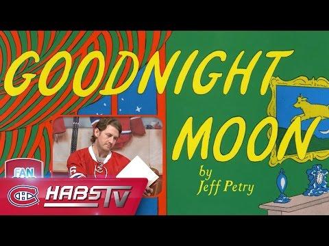 "Jeff Petry reads ""Goodnight Moon"""
