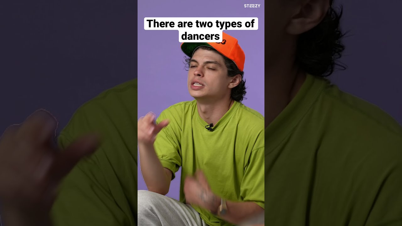 There Are Two Types Of Dancers | STEEZY.CO