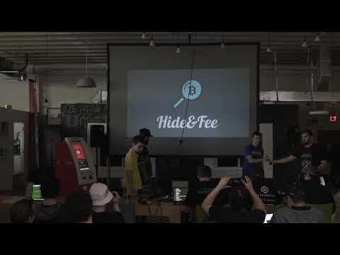 Miami Bitcoin Hackathon 2018 - Full Presentation Roll