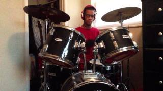 Donald Lawrence & Co. Featuring Hezekiah Walker - You Covered Me (Drum Cover)