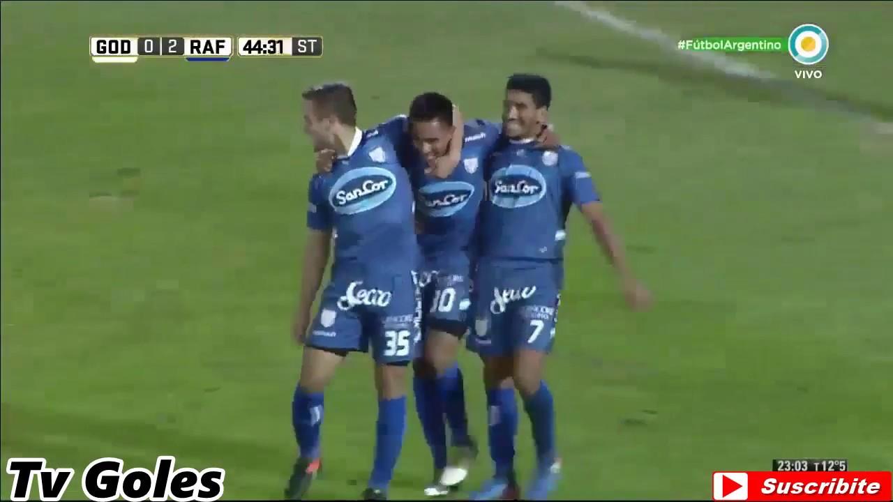 Godoy Cruz Antonio Tomba 0-2 Atletico Rafaela