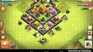 Clash Of Clans-Builder Hut Glitch