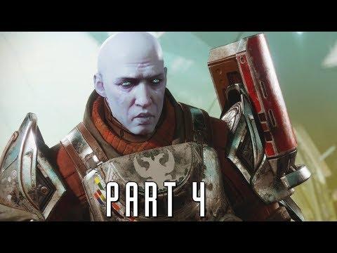 DESTINY 2 Walkthrough Gameplay Part 4 - Sloane - Campaign Mission 4 (PS4 Pro)
