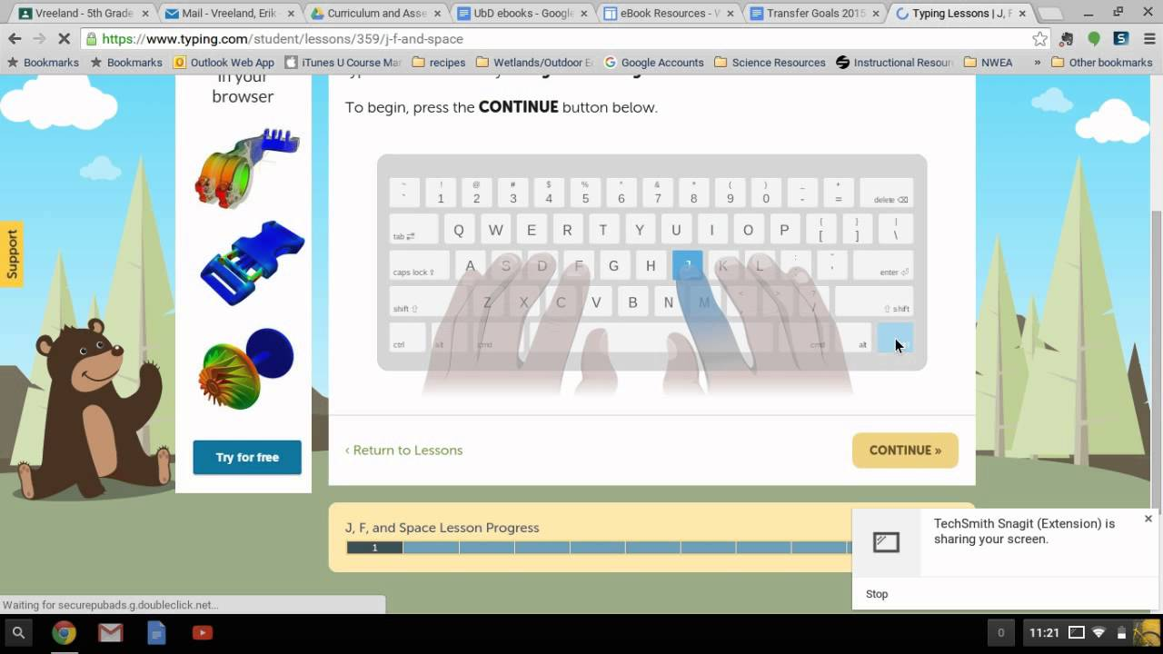 Intro to Typing.com - YouTube