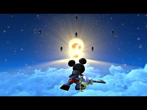 KINGDOM HEARTS 3 ReMind DLC - Mickey Becomes King of Hearts