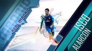 isco alarcn the new zidane best passes skills goals ever hd 1080i