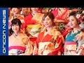 2017年AKBグループ成人式に松井珠理奈&兒玉遥&吉田朱里ら32 名が勢揃い