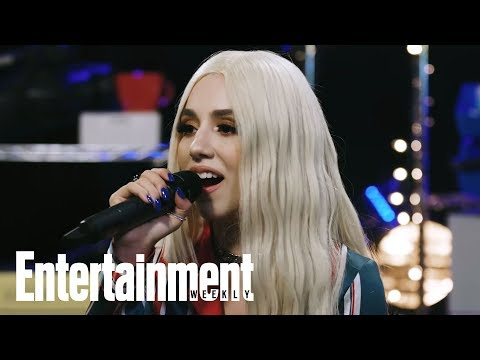 Download Lagu  Ava Max Performs 'Freaking Me Out'   In the Basement   Entertainment Weekly Mp3 Free