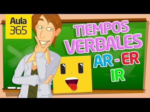 ¿Qué es el Infinitivo de un Verbo? | Videos Educativos para Niños