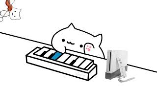 Bongo cat | Wii theme