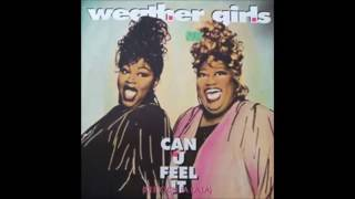 """DISC SPOTLIGHT: """"Can You Feel It"""" by Weather Girls (1993) Ultraphon..."""