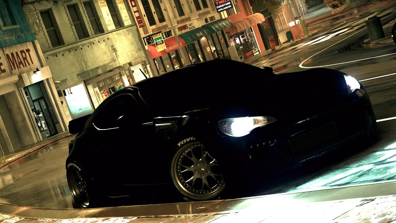 Fast & Furious 8 Subaru BRZ Need For Speed Build - YouTube