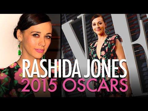 Rashida Jones 2015 Oscars - Vanity Fair Party  | Jamie Greenberg Makeup