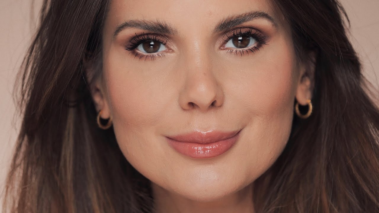5 MINUTES EVERYDAY SUMMER MAKEUP   ALI ANDREEA - YouTube