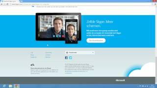 {UITLEG} Skype account maken + download [Met Jasper]